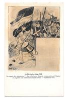 La Révolution Belge 1830 Belgique Louis Hels 1905 Rappel Volontaires Chasseurs Bourgeois Rogier Septembre  Non Circulée - Patriottisch