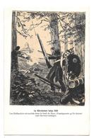 La Révolution Belge 1830 Belgique Louis Hels 1905 Hollandais Retranchés Dans Le Fond Du Parc  Non Circulée - Patriottisch