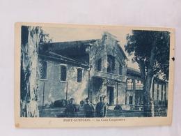 Port-Gueydon. ( La Cave Coopérative) Le 17 07 1946 . Algérie - Otras Ciudades