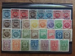 MEMEL - OCCUPAZIONE LITUANA - 31 Francobolli Nuovi * (alcuni Punti Di Ruggine) + Spese Postali - Lituania