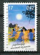 D - [154132]TB//**/Mnh-BELGIQUE 1999 - N° 2875, Camp Scout, Scoutisme.SNC - Belgique