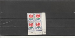 FRANCE  Armoiries Nice Coin Daté 1958  N° 1184** - 1950-1959