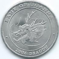 Uganda - 2004 - 100 Lingshshil - KM192 - Dragon - Oeganda