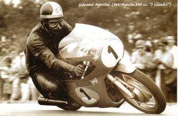 SERIE DI 6 CP - MOTO - MOTOCICLISMO - PILOTI DIVERSI - MOTO DIVERSE - N 3/554-5-6-7-8-9 - Sport Moto