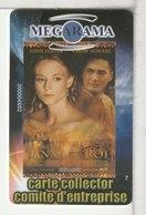 CINÉCARTE - CARTE CINÉMA - MÉGARAMA N° 7 - Kinokarten