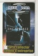 CINÉCARTE - CARTE CINÉMA - MÉGARAMA N° 8 - Kinokarten