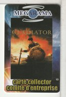 CINÉCARTE - CARTE CINÉMA - MÉGARAMA N° 10 - Kinokarten
