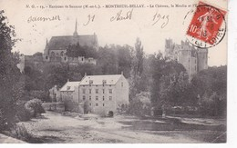MONTREUIL BELLAY - Montreuil Bellay