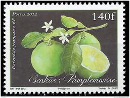 POLYNESIE - Pamplemousse - Unused Stamps