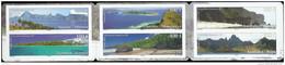 POLYNESIE - Paysages De Polynésie (carnet) - Ongebruikt