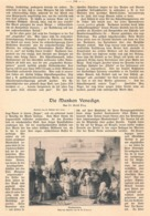 518 Venedig Masken Karneval Artikel Mit 6 Bildern 1911 !! - Carnival