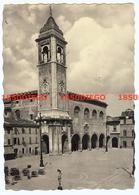 FANO - PIAZZA XX SETTEMBRE F/GRANDE  VIAGGIATA 1950 ANIMATA - Fano