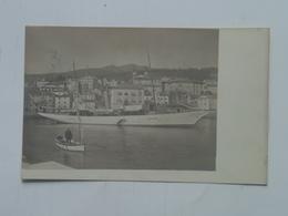 Brod 260 Ship Vapore Dampfer Lloyd S.S. SS Piroschafo 1909 Volosca - Steamers