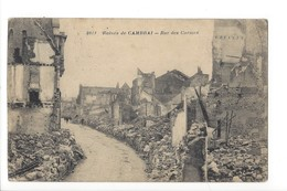 24785 - Ruines De Cambrai Rue Des Carmes - Cambrai