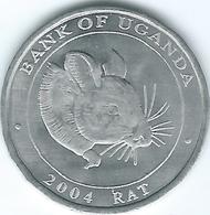 Uganda - 2004 - 100 Lingshshil - KM188 - Rat - Oeganda