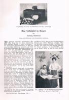 526 Lottospiel In Neapel Napoli Lotto Artikel Mit 10 Bildern 1905 !! - Sonstige