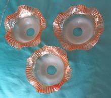 2+1 RIPARA LAMPADE IN VETRO PER VECCHIO LAMPADARIO - - Vidrio & Cristal