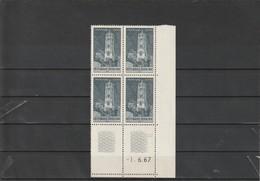 FRANCE Cathédrale De Rodez Coin Daté 1967  N° 1504** - 1960-1969
