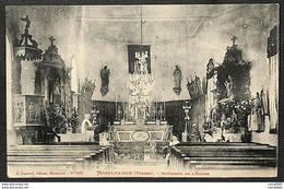 88 - MORELMAISON - Intérieur De L'Église - 1911 - RARE - France
