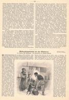 529 Weihnachten Südslaven Slaven Artikel Mit 3 Bildern 1903 !! - Christianisme