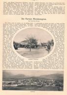 530 Montenegro Podgorica Artikel Mit 10 Bildern 1903 !! - Tour Guide