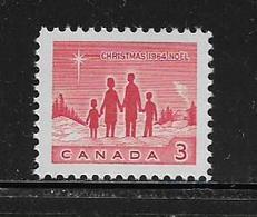 CANADA  ( AMCAN - 49 )  1964  N° YVERT ET TELLIER  N° 359   N** - 1952-.... Règne D'Elizabeth II