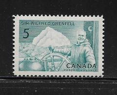 CANADA  ( AMCAN - 50 )  1964  N° YVERT ET TELLIER  N° 362   N** - 1952-.... Règne D'Elizabeth II