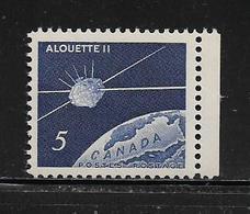 CANADA  ( AMCAN - 53 )  1966  N° YVERT ET TELLIER  N° 369   N** - 1952-.... Règne D'Elizabeth II