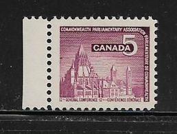 CANADA  ( AMCAN - 56 )  1966  N° YVERT ET TELLIER  N° 374   N** - 1952-.... Règne D'Elizabeth II