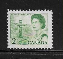 CANADA  ( AMCAN - 57 )  1967  N° YVERT ET TELLIER  N° 379   N** - 1952-.... Règne D'Elizabeth II