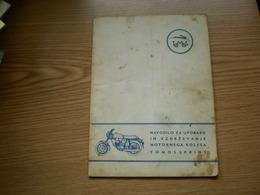 Tomos Navodilo Za Uporabo In Vzdrzevanje Motornega Kolesa Tomos Sprint Motorbike 24 Pages - Motor Bikes