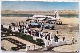 El Aouina (Tunis) - Le D. C. 4. - DC4 - Tunisia