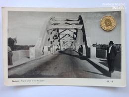 Neuquen, Puente Sobre El Rio Neuquen, Argentina, 1952 - Argentinien