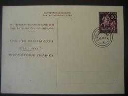 Deutschland- Deutsches Reich 1943,  FDC Protektorat Böhmen Und Mähren Mi.Nr. 113 - Storia Postale