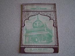 Gist Of Tarikh E Nizami, Inde Livre En Anglais, 4 Photos - Cultural