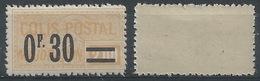 DD-/-193-  N° 35.  * *  , COTE 2.50 €,  TTB , LIQUIDATION - Colis Postaux