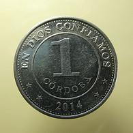 Nicaragua 1 Cordoba 2014 - Nicaragua