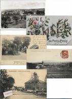 TERRITOIRE DE BELFORT - Lot De 10 Cartes Anciennes - Autres Communes