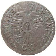 LaZooRo: Germany - BREMEN - 1 Groten 1753 F / VF Not In Krause - Silver - [ 1] …-1871 : Etats Allemands