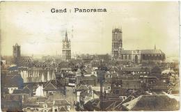GAND - Panorama - Publicité - Vélos - Motos - Autos - Fabrique Nationale - Bennesteeg 26 Gant - Advertising