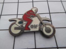 1216c Pin's Pins / Belle Qualité Et TB état !!!! : THEME : MOTOS / MOTO ELF ET MOTARD - Motorfietsen