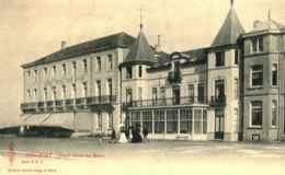 Belgique -NIEUPORT - Grand Hôtel Des Bains - Nieuwpoort
