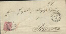 1869 MÜHLHEIM A.d.RUHR 1 Gr NDP N. Potsdam - Deutschland