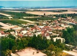 Cpsm -  Connantre - Vue Générale Aérienne   AG167 - Otros Municipios