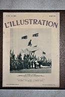 L'illustration N° 4773 - 25 Aout 1934 - Guynemer - La Route Des Alpes ... - Journaux - Quotidiens