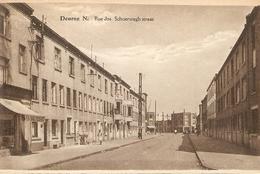 Deurne N. : Rue Jos Schuerwegh Straat - Antwerpen