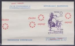 Rwanda.    OBP    .  LX204C-Cu   ( 2 Scans )    .     **    .      Postfris    .   /   .  Neuf  SANS  Charniere - 1962-69: Ungebraucht