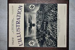 L'illustration N° 4956 - 26 Fevrier 1938 - Le Reishtag Acclame Le Fuhrer ... - Journaux - Quotidiens
