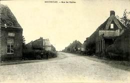 027 396 - CPA - Belgique - Houthulst - Rue De L'Eglise - Houthulst