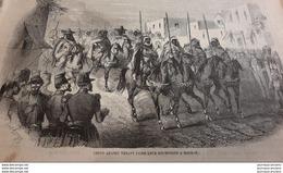 1864 ALGÉRIE BOGHAR - SIDI MUSTAPHA KHASNADAR - ROI D'ANNAM - BADE - VIE DE CHATEAU CARICATURES PAR CHAM - PIEDIGROTTA - Livres, BD, Revues